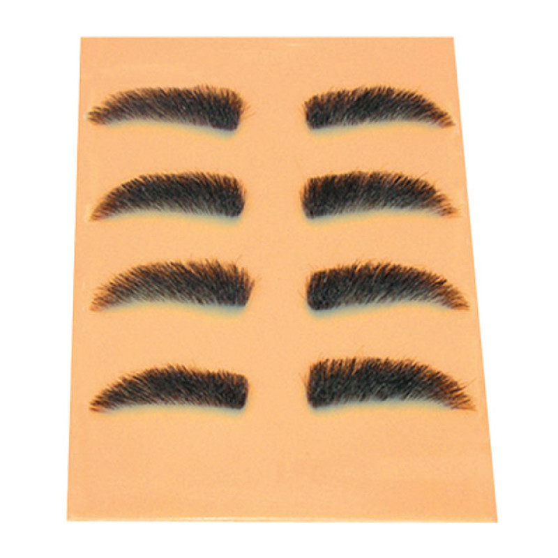 Eyebrow Tweezing And Shaping Training Palette By Celebrity At Giell