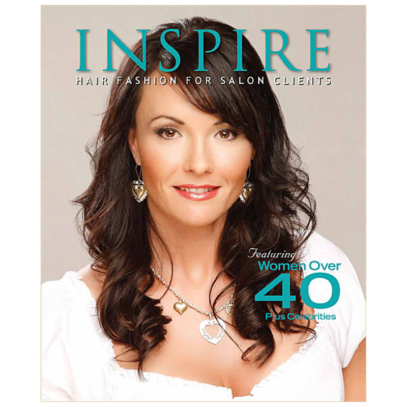 Vol 85 : Women Over 40, Plus Celebrities - Inspire Hair Fashion Book ...