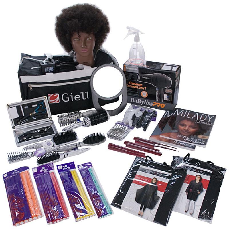 Natural Hair Care Kits