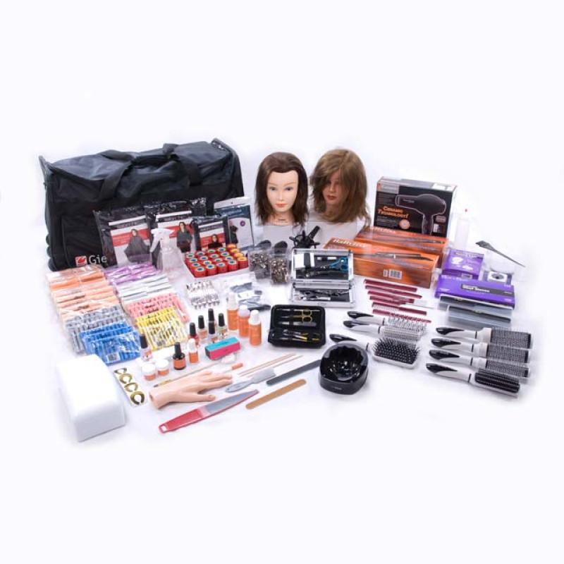 cosmetology school kit case