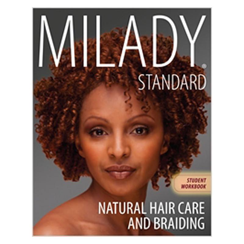 Milady Standard Natural Hair Care Braiding Student Workbook At