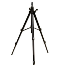 Image 1 - Deluxe Tripod Holder for Cosmetology Mannequin Heads by Celebrity at Giell.com