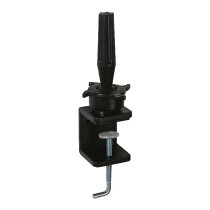 Image 1 - Holding Clamp / Stand for Cosmetology Mannequin Head by Celebrity at Giell.com
