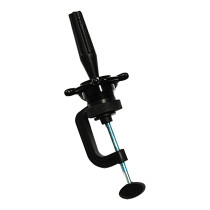 Image 1 - Budget Holding Clamp for Cosmetology Mannequin Head by Celebrity at Giell.com