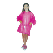 "Image 1 - 35"" X 42"" Child Vinyl Shampoo Cape with Velcro Closure by Scalpmaster at Giell.com"