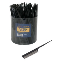 Image 1 - 144 pcs Rat Tail Combs in a Tub by Aristocrat at Giell.com
