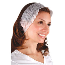 Image 1 - 24 Disposable Headbands for Spa Facials by Fantasea at Giell.com