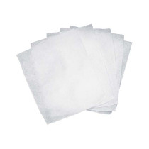 "Image 1 - 2"" X 2"" Lint Free Nail Wipes Non-Woven Pack of 100 at Giell.com"