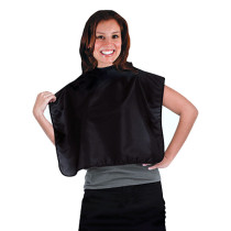 "Image 1 - 23"" X 30"" Comb Out Cape Madison Mini Cape by Salon Chic at Giell.com"