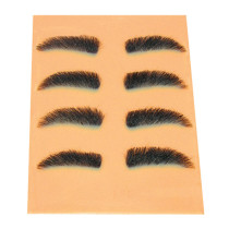 Image 1 - Eyebrow Tweezing and Shaping Training Palette by Celebrity at Giell.com