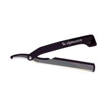 Image 1 - Shaving Straight Barber Razor with Replaceable Blade