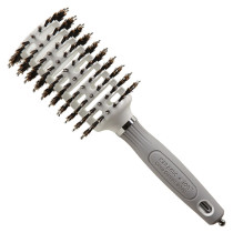 "Image 1 - 3 1/4"" Turbo Vent Ceramic + Ion Combo Round Hair Brush by Olivia Garden at Giell.com"