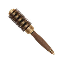 "Image 1 - 1 1/4"" Nano Thermic Round Thermal Hair Brush by Olivia Garden at Giell.com"