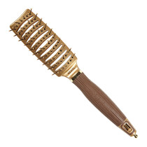 Image 1 - NanoThermic Vent Hair Brush Styler by Olivia Garden at Giell.com