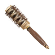 "Image 1 - 2"" NanoThermic Square Shaper Hair Brush by Olivia Garden at Giell.com"