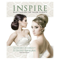 Image 1 - Vol 101 : Special Occasion & Bridal - Inspire Hair Fashion Book for Salon Clients at Giell.com