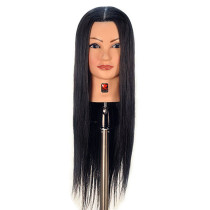 """Image 1 - Danielle 26"""" Synthetic Hair Cosmetology Mannequin Head by Giell at Giell.com"""