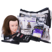 Image 1 - Basic Cosmetology School Student Kit for Hair Styling and Cutting by Giell at Giell.com