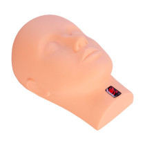 Image 1 - Facial Massage and Makeup Training Mannequin Head by Giell at Giell.com