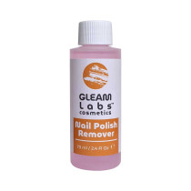 Image 1 - Gleam Labs Nail Polish Remover 2 oz at Giell.com