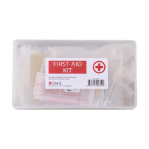 Image 1 - Blood Exposure Procedure Task / First-Aid Kit - Cosmetology Practical Exam at Giell.com