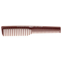 "Image 1 - 7"" Space Tooth Finishing - Volume Comb Goldilocks G6 by Krest at Giell.com"
