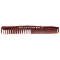 "Image 1 - 8 1/2"" Sectioning Tooth Styler Comb Goldilocks G16 by Krest at Giell.com"
