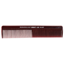 """Image 1 - 7 3/4"""" Square Back Master Waver Extra Fine Tooth Goldilocks G30 by Krest at Giell.com"""