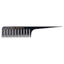 Image 1 - Krest Highlighter #1 Comb Black 8.25""