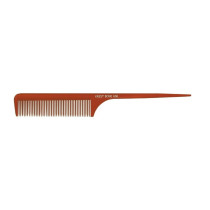 "Image 1 - Krest 9"" Fine Teeth Rattail Bone Comb Model 606"