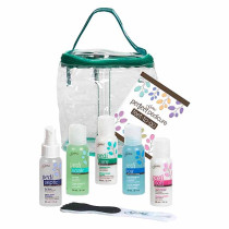 Image 1 - Intro Size Pedicure Essentials Set Feet-to-Go by Gena at Giell.com