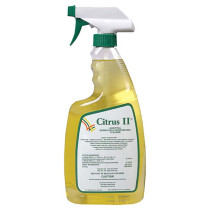 Image 1 - 22 fl oz Citrus-II EPA Registered Hospital Grade Disinfectant Spray at Giell.com