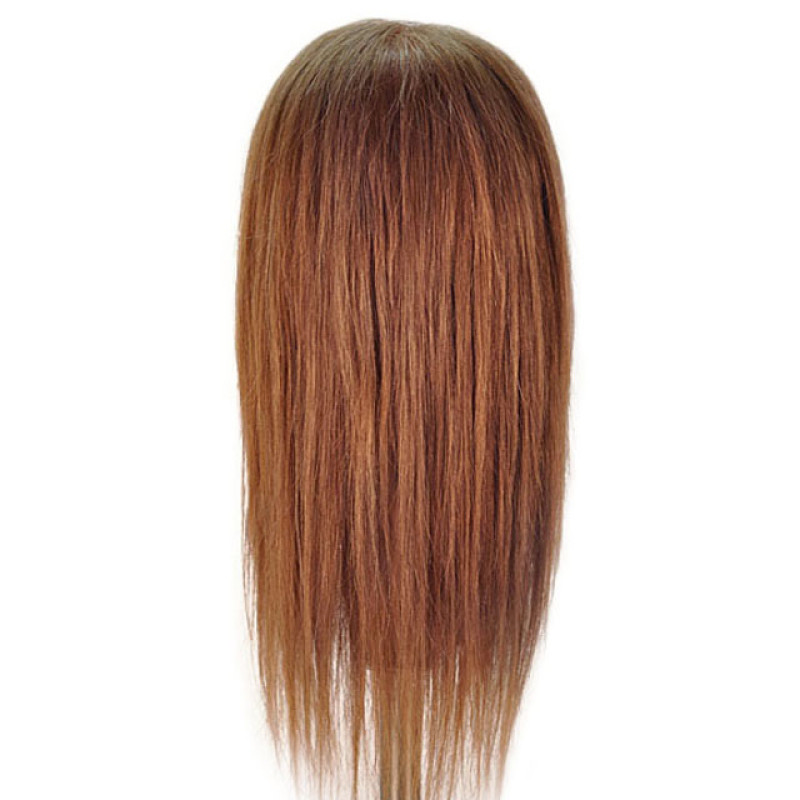 "Image 3 - Sam-II Blonde 21"" 100% Human Hair Cosmetology Mannequin Head by Celebrity at Giell.com"