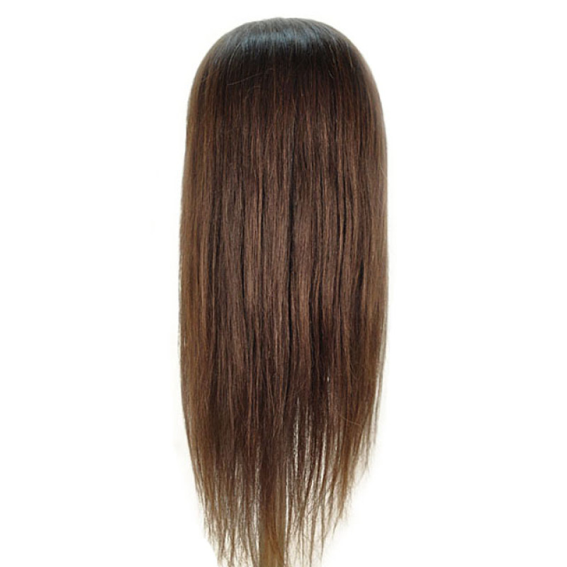"""Image 3 - Zoey 24"""" 100% Human Hair Cosmetology Mannequin Head by Celebrity at Giell.com"""