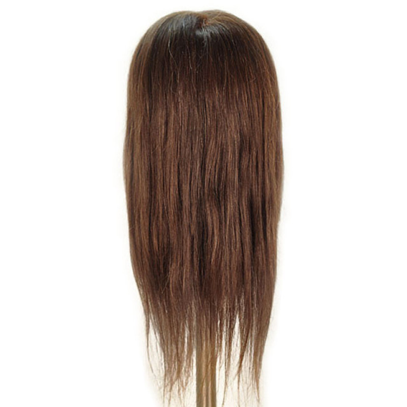 "Image 3 - Gabriela 21"" 100% Hair Cosmetology Mannequin Head by Celebrity at Giell.com"