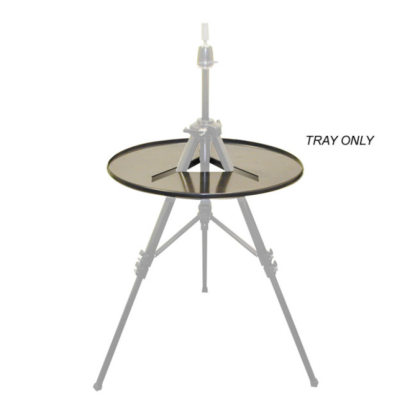 Image 1 - Tray Only - Accessory for Celebrity H-555 Tripod at Giell.com