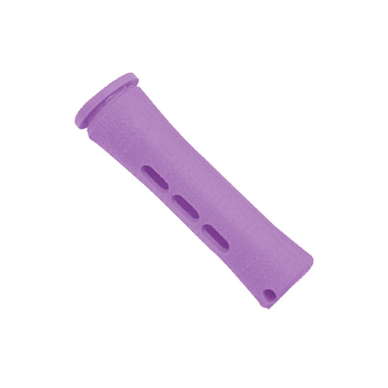 "Image 1 - 9/16"" Lilac Short Cold Wave Perm Rods 12-Pack"