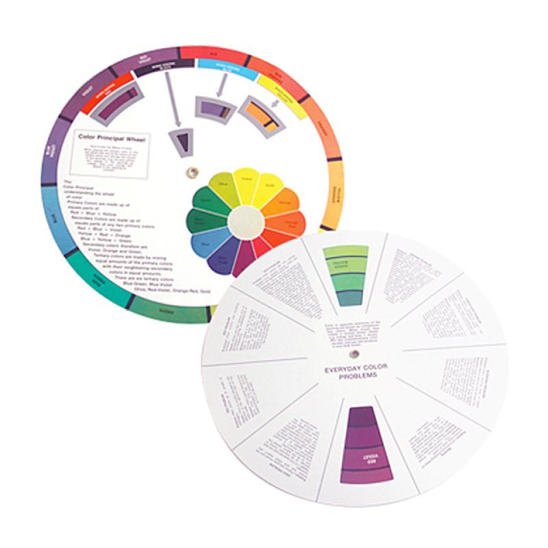 Image 1 - Hair Color Principal Wheel Tool at Giell.com