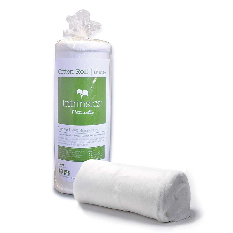 """Image 1 - Cotton Roll 2-Layer 12"""" Wide x 10 Feet Long"""