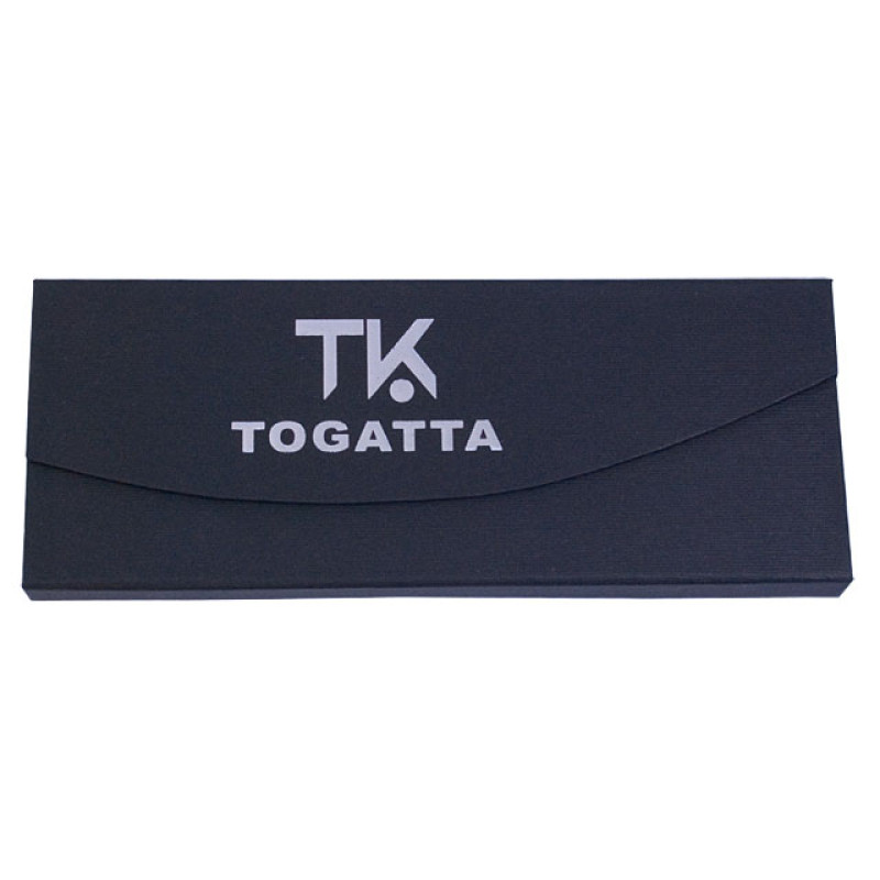 """Image 2 - 5 3/4"""" Professional Cutting Shears with Black Finish by Togatta at Giell.com"""