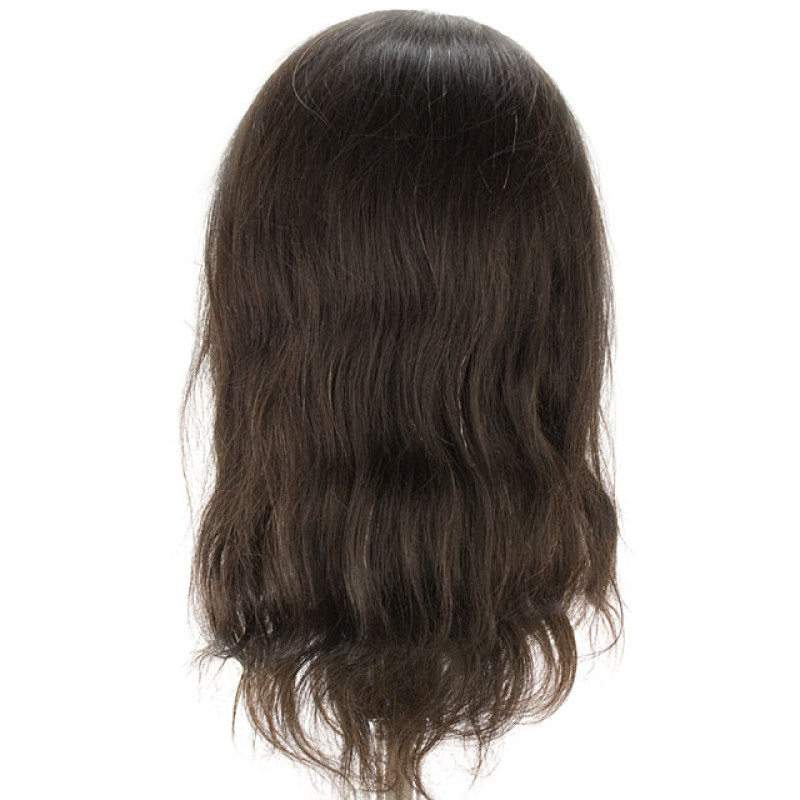 "Image 3 - Tina 21"" Ethnic 100% Human Hair Cosmetology Mannequin Head by Celebrity at Giell.com"