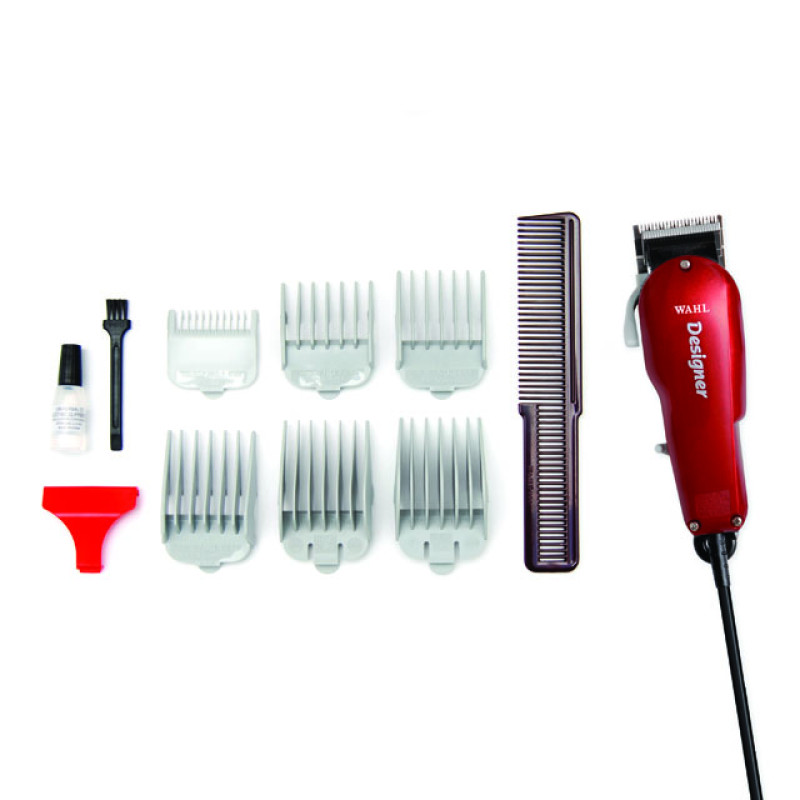 Image 2 - Wahl Designer Professional Hair Clipper Model 8355-400