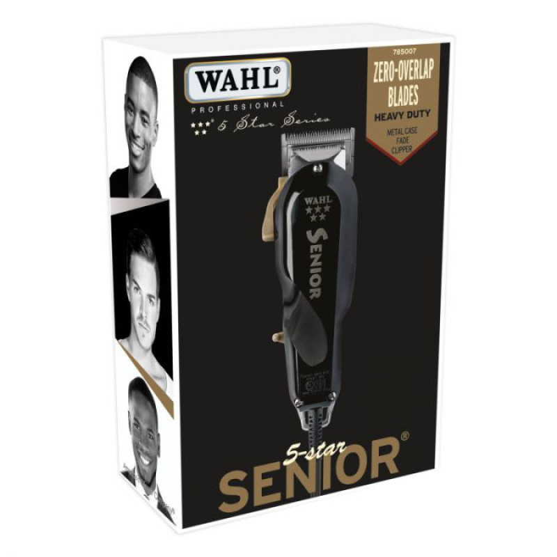 Image 2 - Wahl 5-Star Senior Professional Hair Clipper