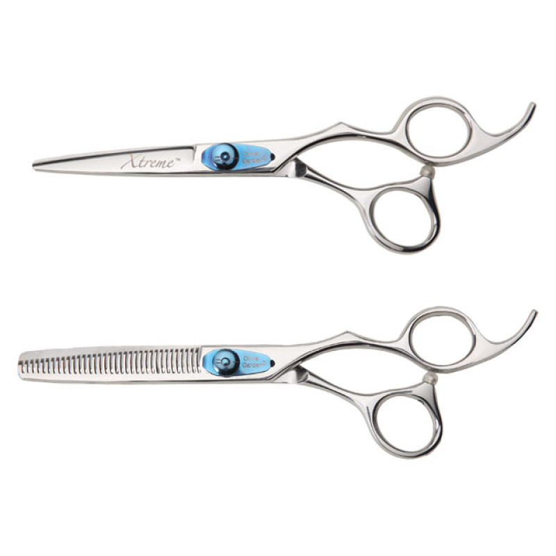"Image 1 - Xtreme Shears 5 3/4"" with 6"" Thinner by Olivia Garden at Giell.com"