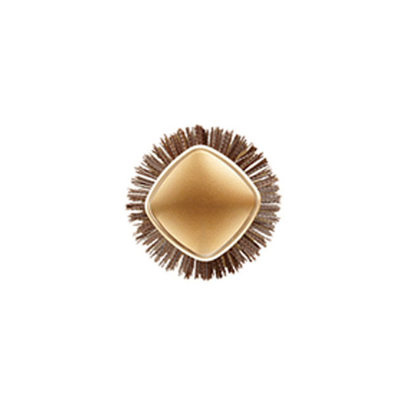 "Image 2 - 1 1/2"" NanoThermic Square Shaper Hair Brush by Olivia Garden at Giell.com"