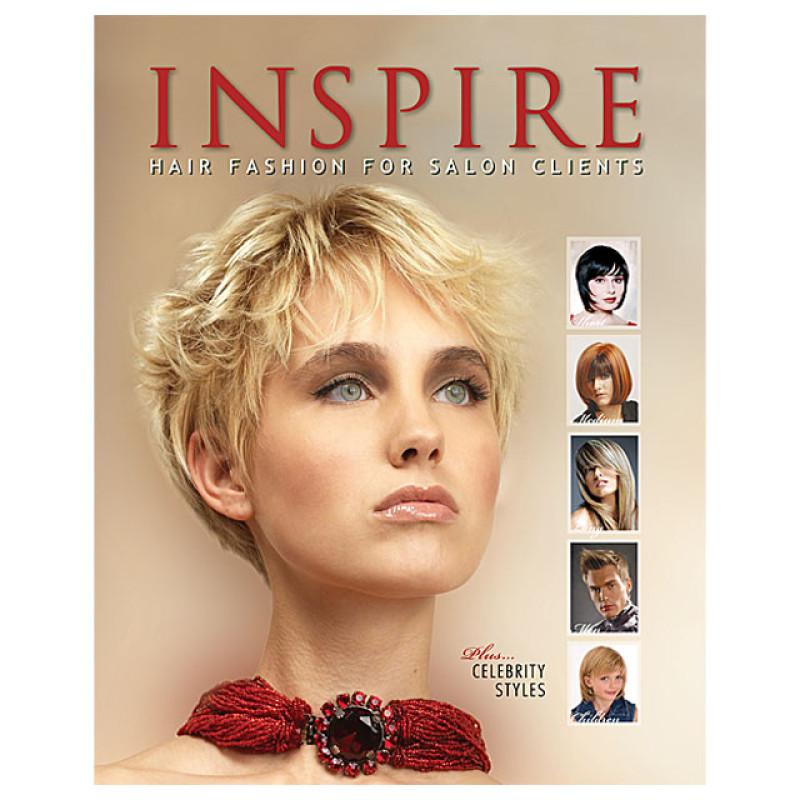 Image 1 - Vol 65 : Women, Men & Children - Inspire Hair Fashion Book for Salon Clients at Giell.com