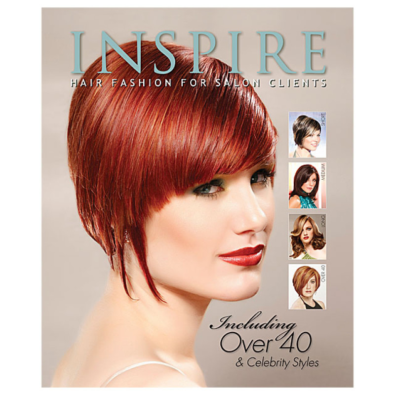 Image 1 - Vol 71 : Over 40 - Inspire Hair Fashion Book for Salon Clients at Giell.com