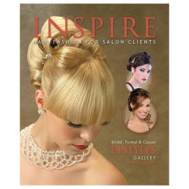 Image 1 - Vol 73 : Bridal, Formal & Casual Upstyles - Inspire Hair Fashion Book for Salon Clients at Giell.com