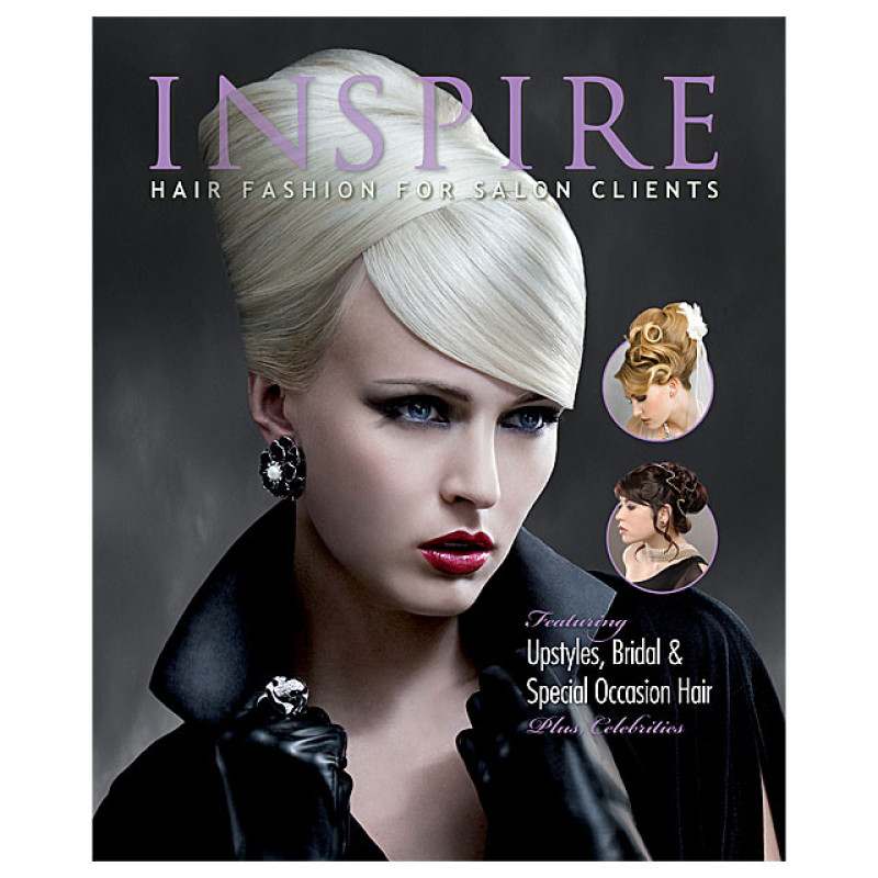 Image 1 - Vol 78 : Upstyles, Bridal & Special Occasions - Inspire Hair Fashion Book for Salon Clients at Giell.com