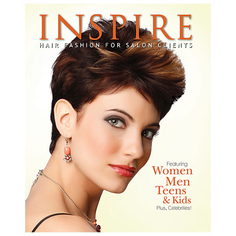 Image 1 - Vol 79 : Women, Men, Teens & Kids - Inspire Hair Fashion Book for Salon Clients at Giell.com